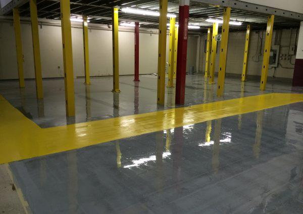 Floor Coating Chicago IL