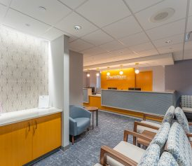 Healthcare: Elmhurst Hospital Breast Center