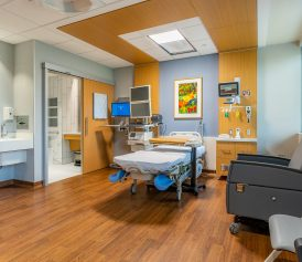 Elmhurst Hospital Labor & Delivery Rooms Reno